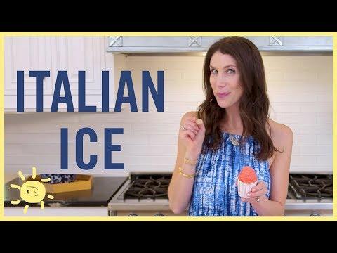 EAT | Italian Ice (easy Summer Dessert)
