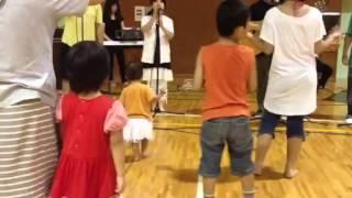 キャンプで賛美(2012.8/14~16  於長崎県諫早青少年自然の家)