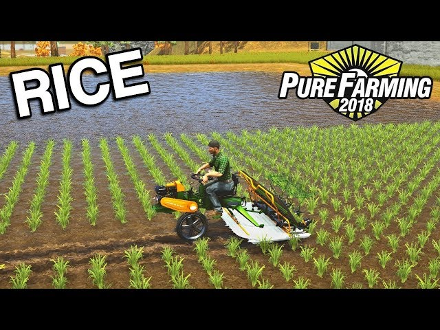 Pure Farming 2018 (видео)