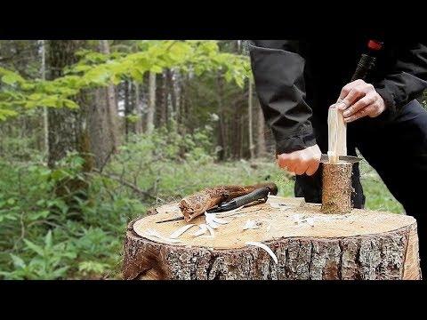 Bushcraft - Useful Parts of Wood