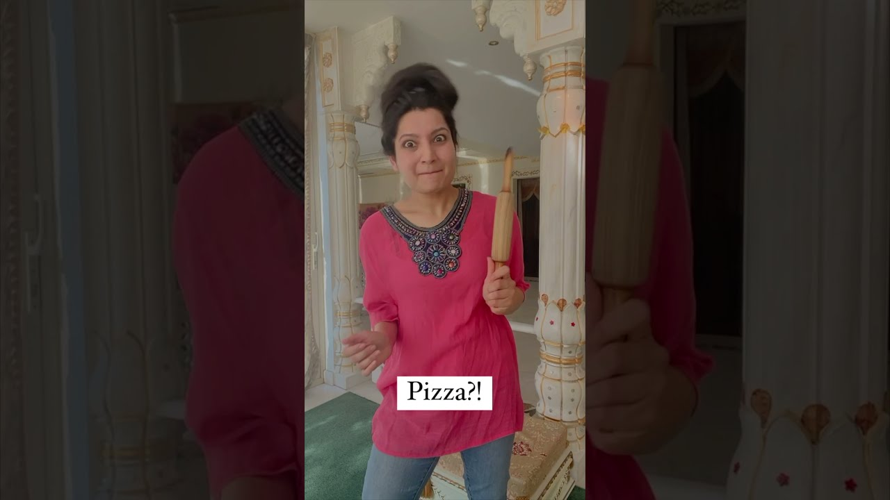 EVERY TIME I ASK MY MOM FOR PIZZA.. 🍕 | Laughing Ananas #Shorts