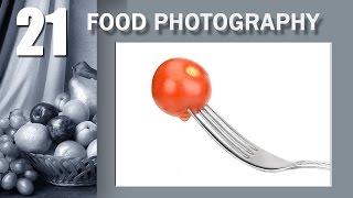 21. Food Photo Фуд Тема: Аскетичный, но очень симпатичный натюрморт