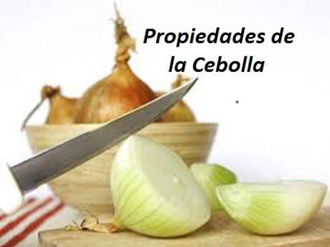 7 Propiedades de la cebolla que no conoces. - YouTube