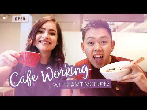 Advice for working in cafe's! | with iamtimchung