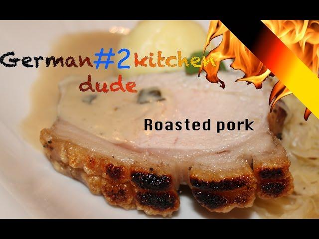 german roast-pork - Schweinebraten EPISODE#2
