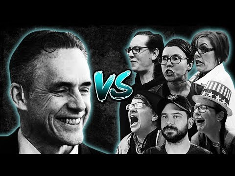 Jordan Peterson's Most Savage Comebacks (Highlights/Compilation) - NEW 2018!