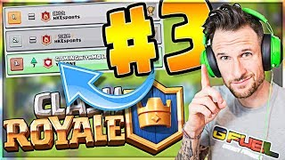 THIS Deck GOT Me #3 in the WORLD // CLASH ROYALE