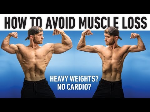 How To Prevent Muscle Loss When Dieting (Science Explained)