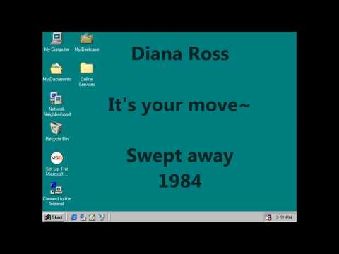 Diana Ross -  It's your move (Lyric/Letra en español)
