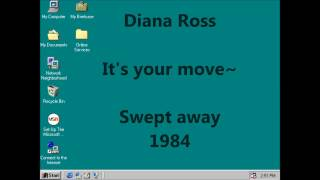 Diana Ross -  It's your move (Lyric/Letra en español)