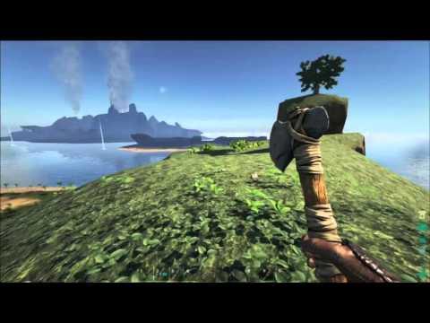 Ark Survival Evolved ep 3 ALREADY THREATENED !!!