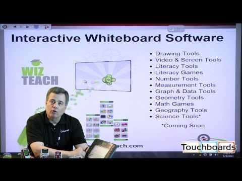 Qwizdom WizTeach - Interactive Whiteboard Software