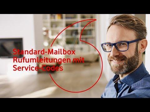 mailbox nummer vodafone