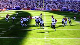 Madden 13 (XBOX 360) - Infinity Engine - Glitch
