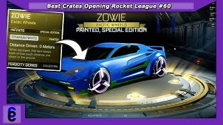 Best Crates Opening Rocket League #60