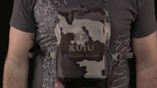 kuiu bino harness quick tutorial