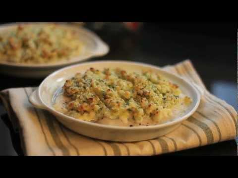 Home Foodie - Easy Baked Fish Au Gratin
