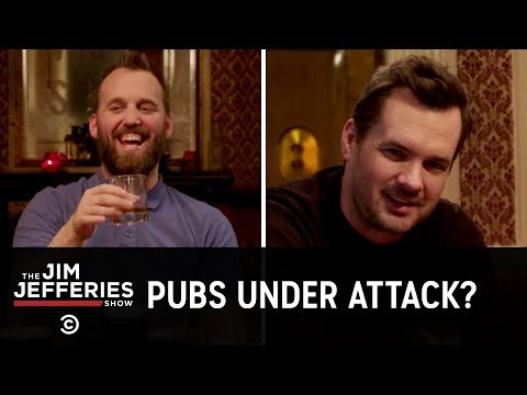 Tackling Ireland's Alcoholism Problem – The Jim Jefferies Show
