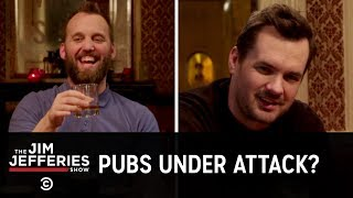Tackling Ireland's Alcoholism Problem - The Jim Jefferies Show