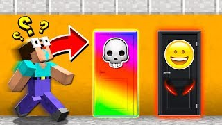 DON'T OPEN THE WRONG DOOR...