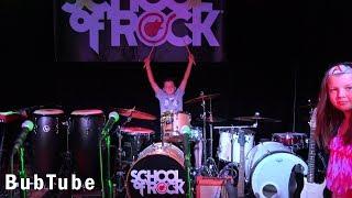 School of Rock Concert | Braxton Bjerken