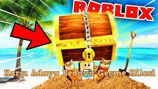 ROBLOX Treasure Hunt Simulator BEDAVA ADA ALMA HİLESİ!!/ROBLOX TÜRKÇE/MANİSAL459