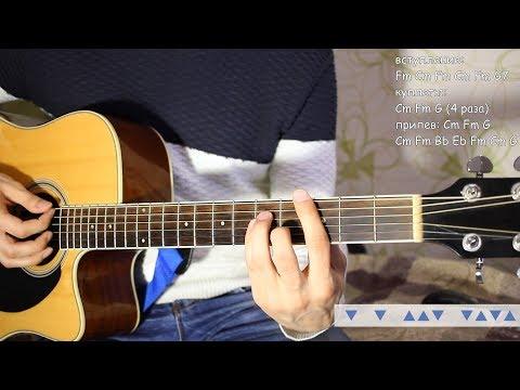 СПОЙ ЭТУ ПЕСНЮ МАМЕ: ИНДИГО - МАМА на гитаре (аккорды,бой,перебор)