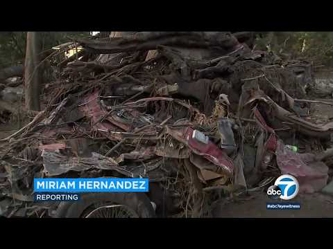 Caltech scientists working on warning system after Montecito mudslide | ABC7