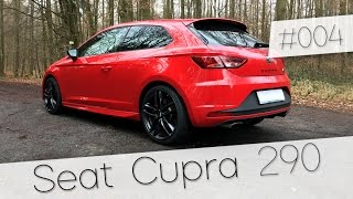 Seat Leon Cupra 290 2016 Videos