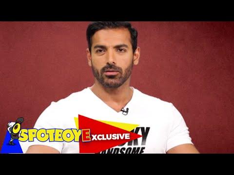 John Abraham FAVOURS Varun Dhawan   Rocky Handsome   SpotboyE Exclusive Interview