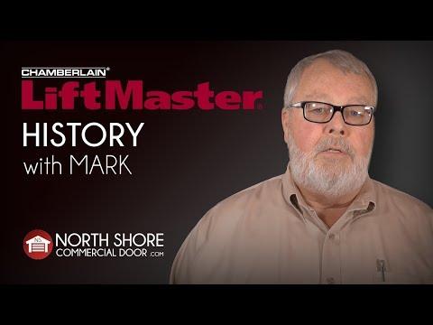 LiftMaster Company History By North Shore Commercial Door