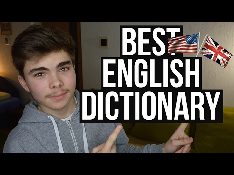 Best Online English Dictionary - How to Improve Your English Vocabulary Fast