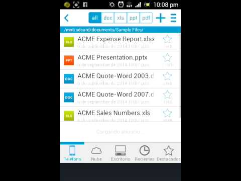 review aplicacion Docs to go