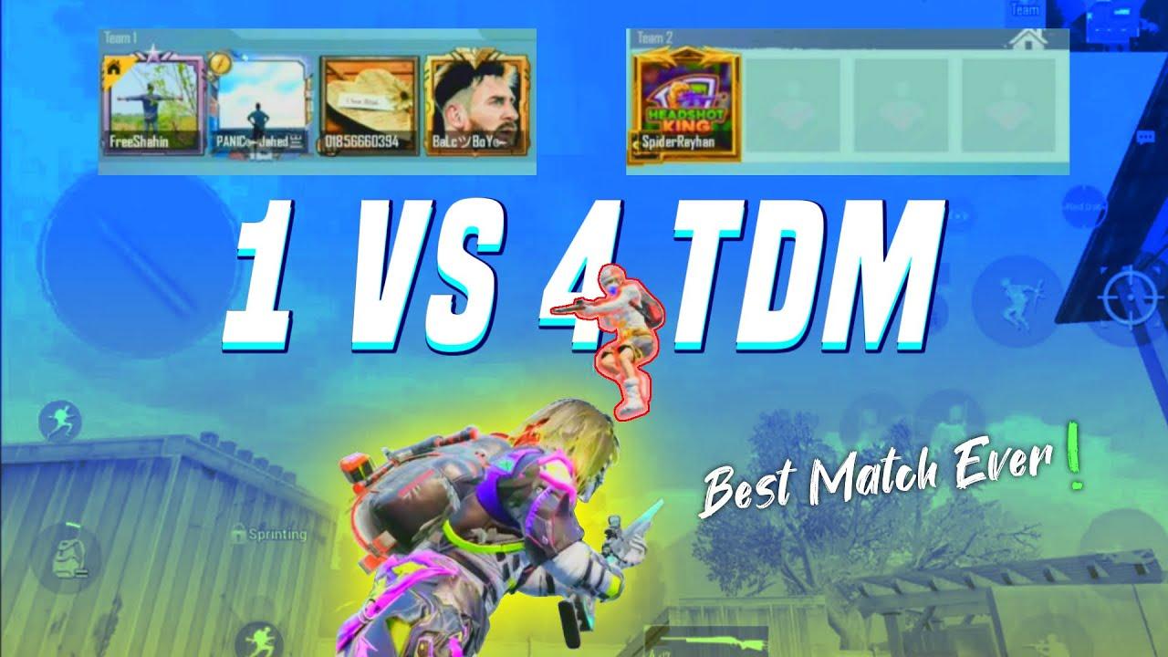 বাংলাদেশী চিটার SQUAD 😡| Random স্কোয়াড চ্যালেন্জ করে 1V2 TDM Match | আর খেলে 1V4 !😭 | EADSHOT KING