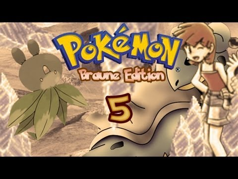 Let's Play Pokémon Brown [05] [German] [HD] - Digda Pensioniert,  Lilly angeschmiert!
