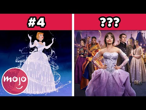All the Cinderella Movie Dresses: RANKED