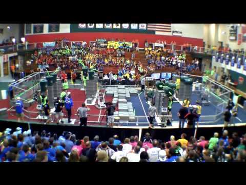 Indiana Robotics Invitational F1