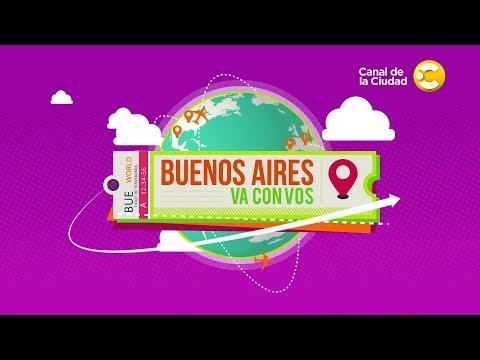 Buenos Aires va con vos: Cynthia, Los Ángeles - Canal de la Ciudad