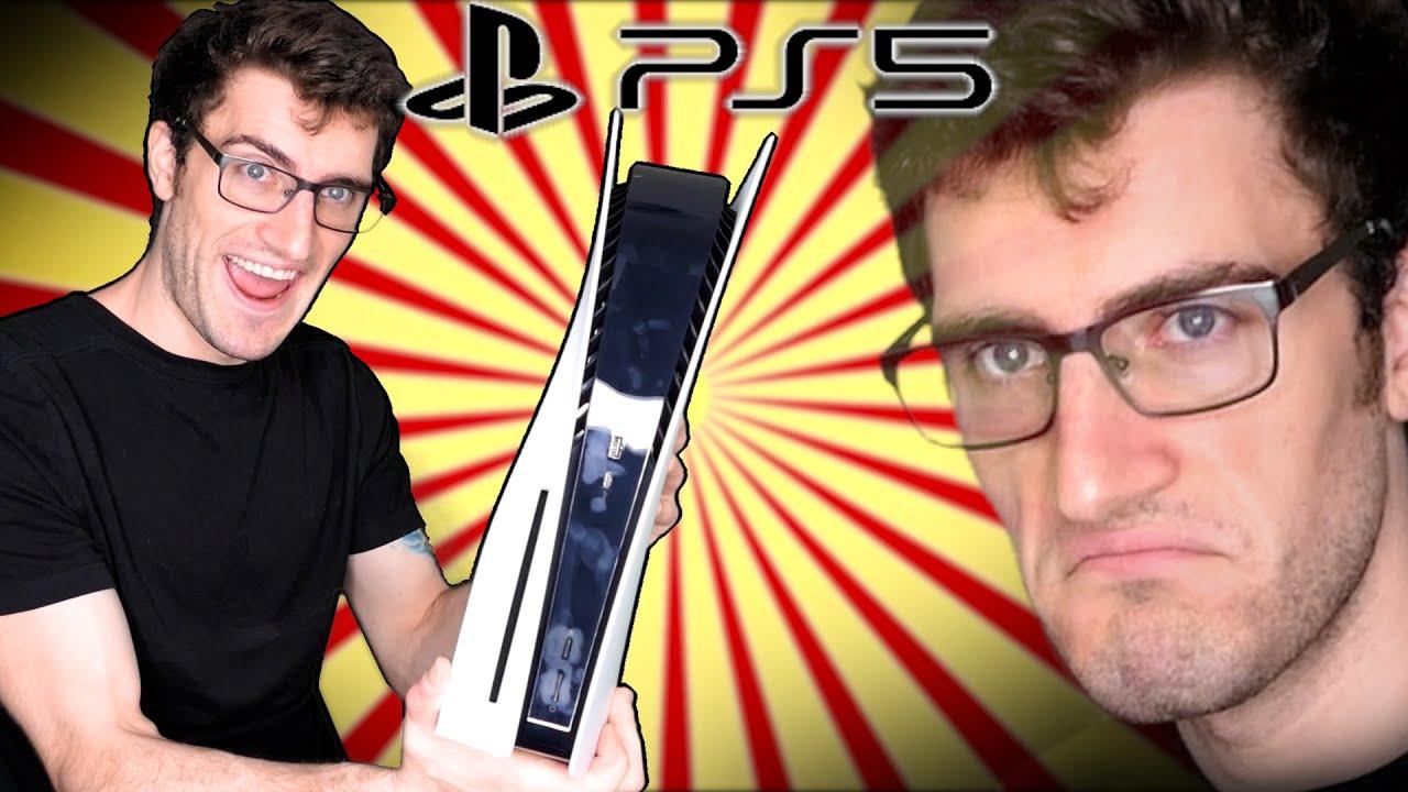 So I FINALLY Got a PS5...