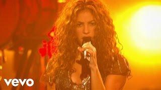 Shakira - Te Dejo Madrid (Stereo)