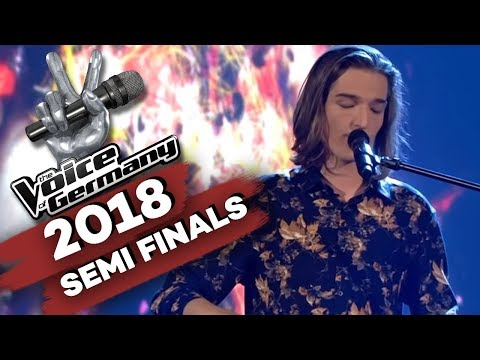 Tom Odell - Another Love (Eros Atomus Isler)   The Voice of Germany   Halbfinale