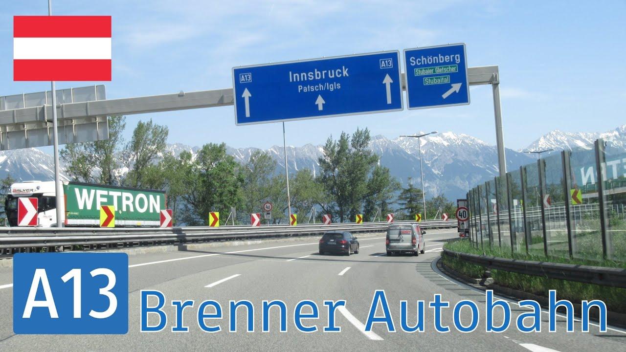 Download Austria: A13 Brenner Autobahn