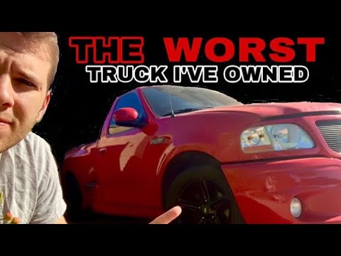 My Ford SVT Lightning Runs Like Crap! I Hate This Truck!