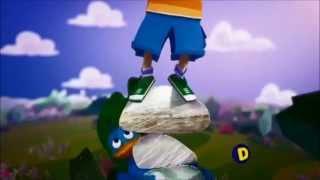 Zack e Quack - Pequenino mas nem tanto