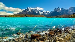 Patagonian Nature Sounds - Relaxing Rivers, Lakes and Waterfalls