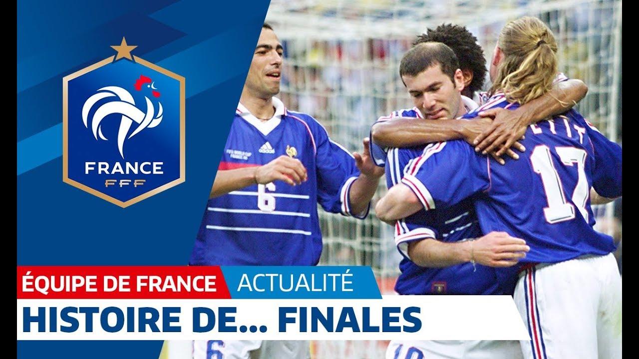 Équipe de France : Histoire de... finales I FFF 2018