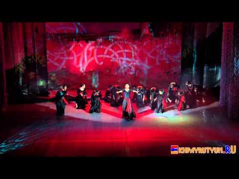 18 мая 2013 - Отчетный концерт ансамбля «Армения» (Ekhpayrutyun.RU)