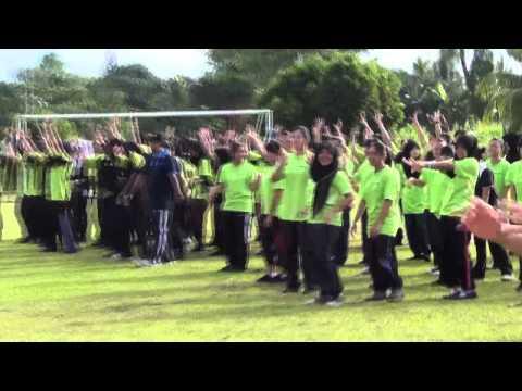 Senamrobik 1Malaysia SMK Takis 2012.mp4