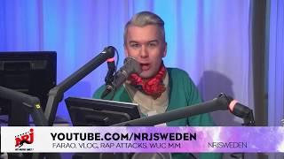 [FARAO] Jag är så stolt över Skellefteå AIK!  - NRJ SWEDEN