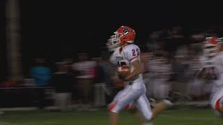 Snodgrass and Byron put on a show in rout of North Boone